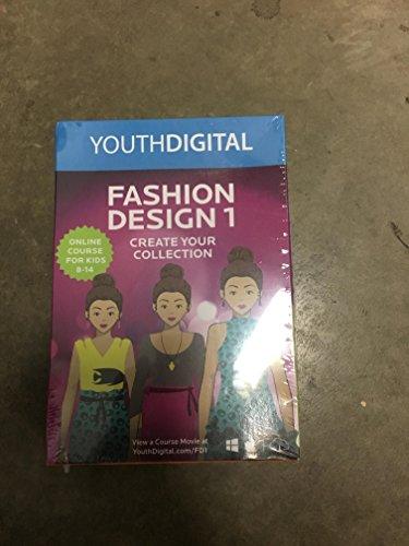 Fashion Design 1 – Kids Ages 8-14…