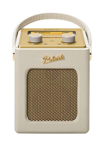 Roberts Radio Kofferradio Revival MINI naturweiß