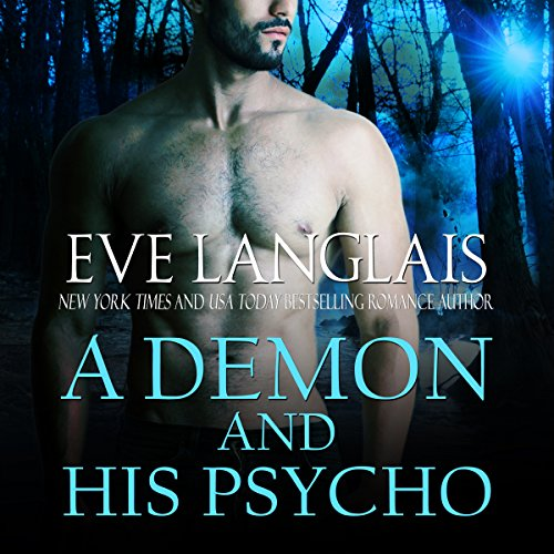 A Demon and His Psycho audiobook cover art