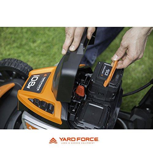 Yard Force 108V Li Battery