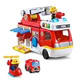 VTech Helping Heroes Fire Station (Frustration Free Packaging)