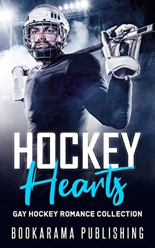 Hockey Hearts: Gay Hockey Romance Collection (English Edition)