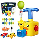 Best Balloon Set With Pumps - Balloon Powered Car with Launch Tower, Inertial Power Review