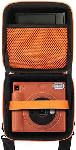 Hart Taschen Hülle Für Fujifilm Instax Square Sq1 Instant Camera Von Aenllosi