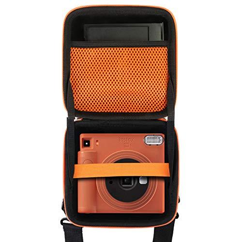Funda Caso para Fujifilm instax Square SQ1 de Aenllosi (Naranja)