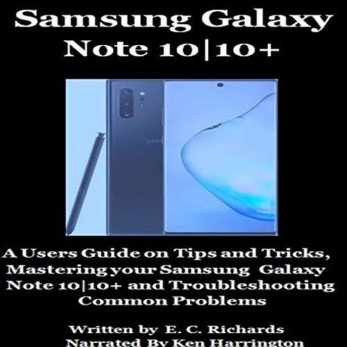 『Samsung Galaxy Note 10|10+』のカバーアート