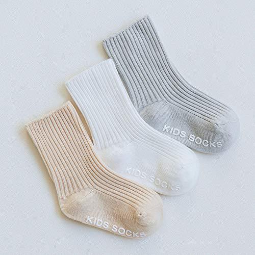 Aerlan Cama para mascotas SofaBaby calcetines antideslizantes, doble aguja de boca suelta, calcetines B3 doble_M codeFelpa Cama para mascotas