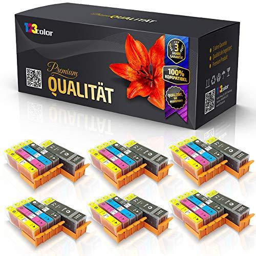 30 x alternatieve XXL inktpatronen voor Epson Expression C13T33374010 C13T33574010 T333740 T335740 T3351 T3364 T 3351 T 3364 zwart cyaan magenta geel inkt Pro serie