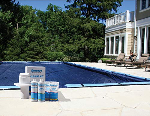 Doheny's Swimming Pool Winterizing Chemical Kit - Up to 15,000 Gallons