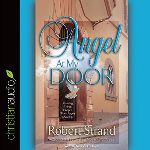 Angel at My Door audiobook cover art
