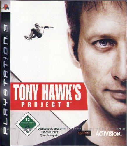 Activision  Tony Hawk's Project 8 PlayStation3