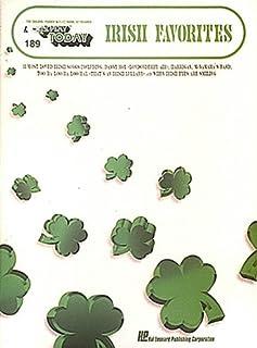 Irish Favourites: E-Z Play Today Volume 189