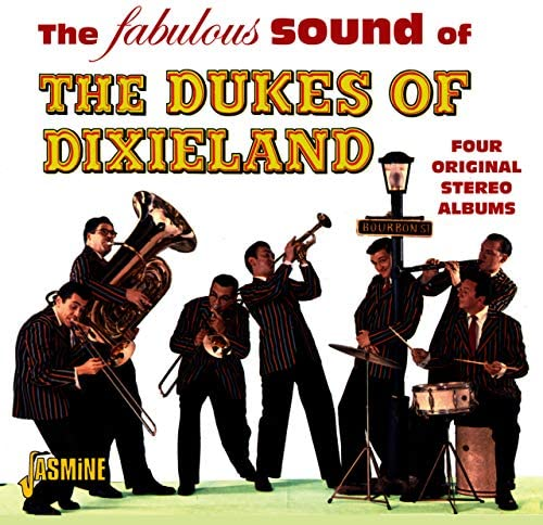 The Fabulous Sounds Of The Dukes Of Dixieland Four Original Stereo Albums product image
