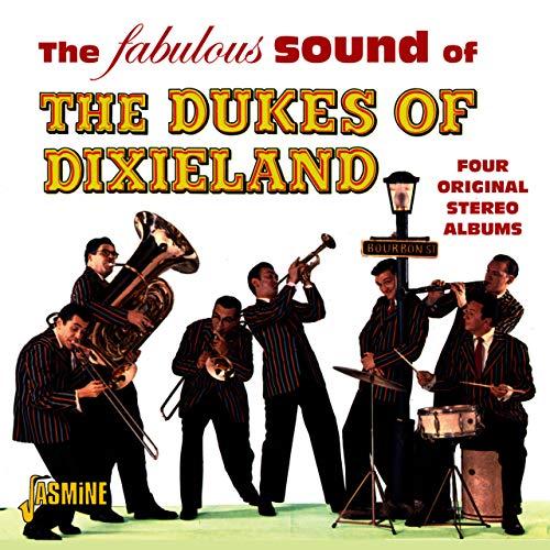 The Fabulous Sounds Of The Dukes Of Dixieland - Four Original Stereo Albums