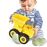 Modelo de coche Construcción Juguetes - desarmar juguetes, automóviles de juguete, la asamblea del juguete de la niveladora obras de ingeniería del coche serie del carro ensamblado de bricolaje vehícu