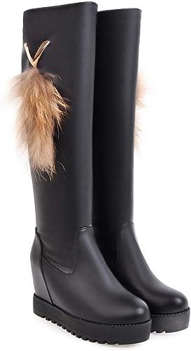 Bottes  Chaussures de Mode pour Femmes  Bottes à Talons Hauts pour Les Femmes