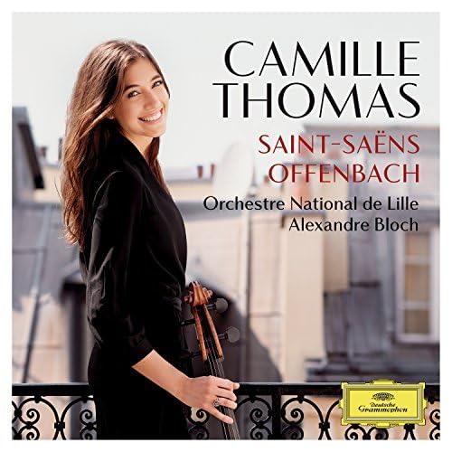 Camille Thomas, Orchestre National de Lille & Alexandre Bloch