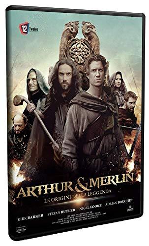 Dvd - Arthur & Merlin (1 DVD)