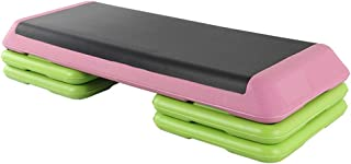Step machines Aerobic Stepper, Shock Absorbing Aerobic Stepper For Fitness Exercises & Quick, Simple Workout Sessions twis...