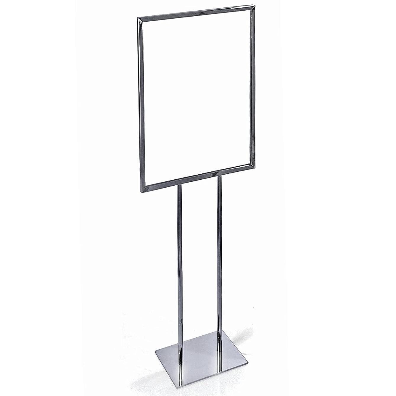Azar 300702 60-Inch H Metal Single Frame Easel Display