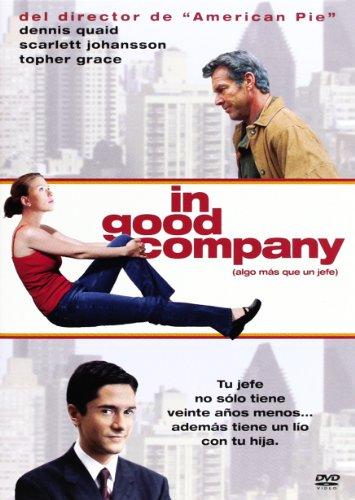 In good company (Algo más que un jefe) [DVD]