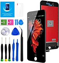 Keytas for iPhone 8 Screen Replacement Kit Black 4.7