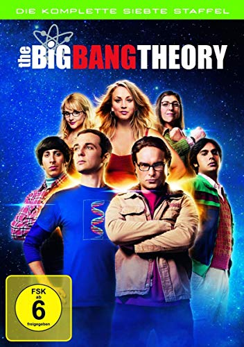 Cover The Big Bang Theory - Die komplette siebte Staffel [3 DVDs]