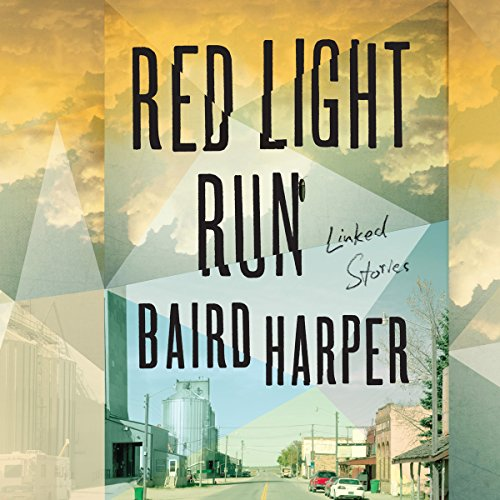 Red Light Run audiobook cover art