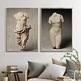 THTHTH Antikes Rom Skulptur Poster und Druck Aphrodite