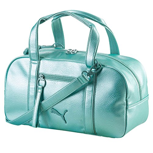Puma Prime Handbag 36 cm Aquifer-metallic