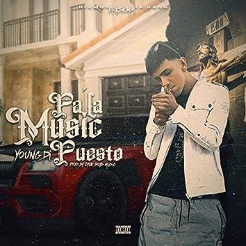 Pa La Music Puesto (Diamond Mafia Gang.)