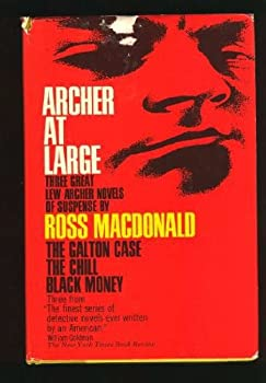 Archer at Large: Three Great Lew Archer Novels of Suspense 9997402502 Book Cover