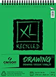 XL Recycled Drawing Pad, 11X14 Top Wire by Canson