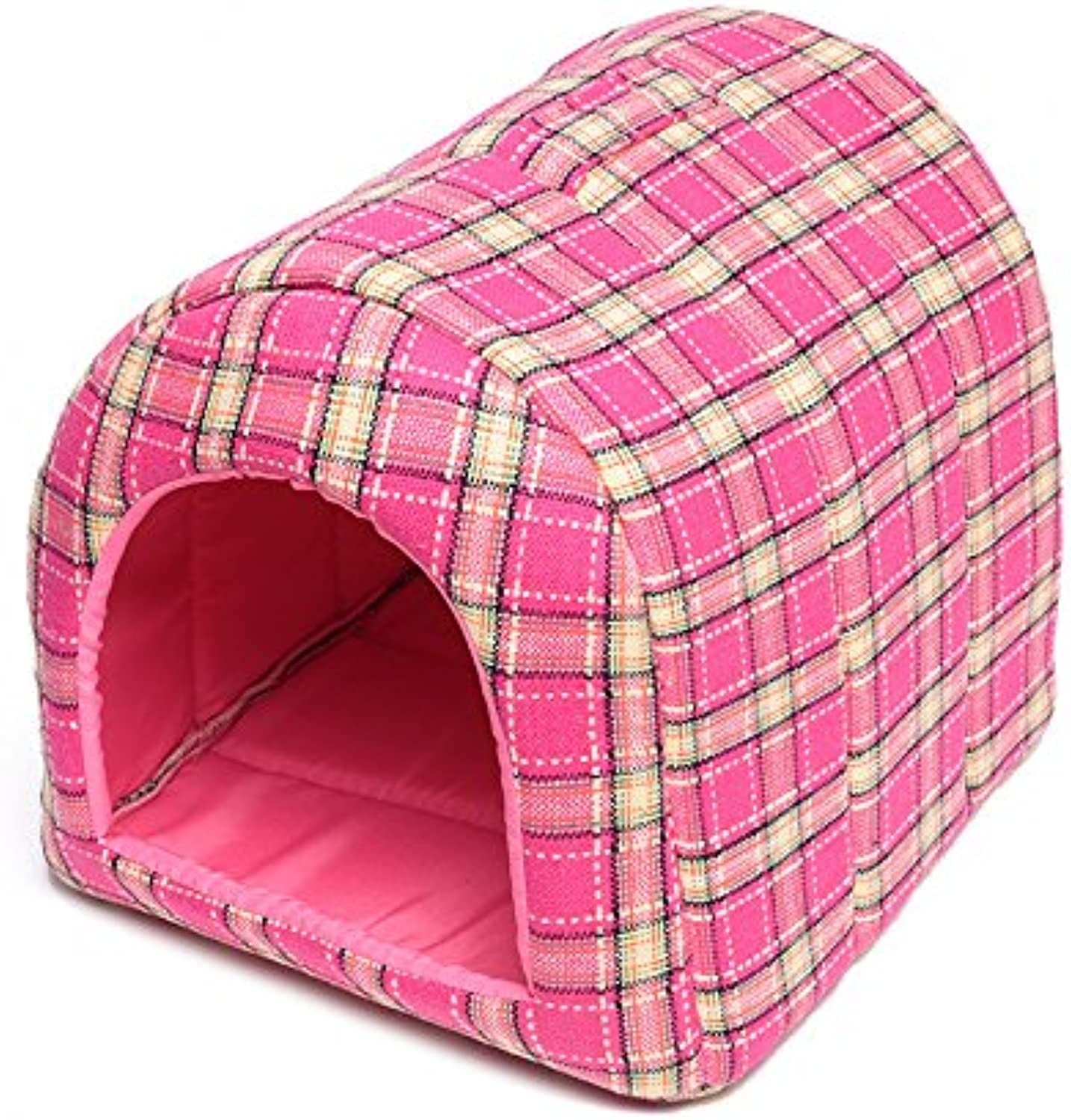CHONGWUCX Collapsible simple sponge room cats and dogs pet nest