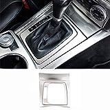 DXCBA Fibra De Carbono Auto Center Console Panel Trim Abs Auto...