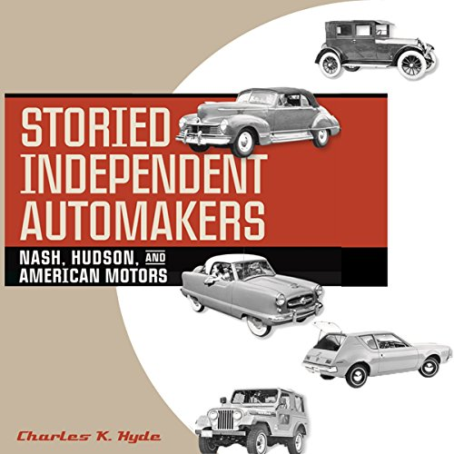 Storied Independent Automakers cover art