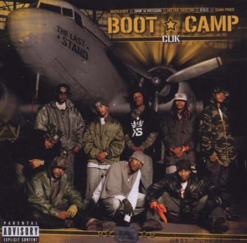 The Last Stand by Boot Camp Click (2006-07-18)