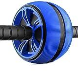 JNX Bauchroller Fitnessgerät Roller für Arme, Rücken, Bauch, Rumpf-Trainer, Körperform, blau, China