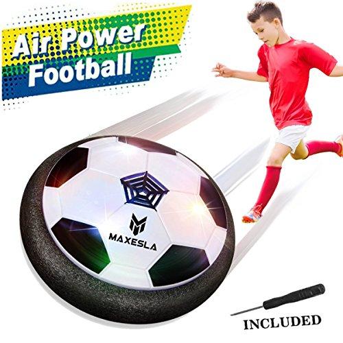 Maxesla - Fußball in Weiß / Schwarz, Größe Nicht zutreffend