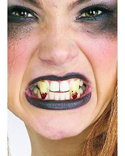 Vampire / Dracula Crocs avec du sang