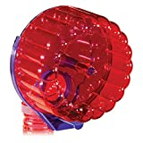 Kaytee CritterTrail Snap-On Comfort Wheel, Colors Vary