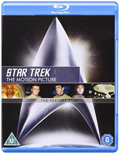 Star Trek I: The Motion Picture [Blu-ray] [1979] [Region Free]