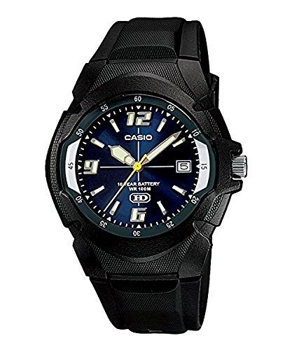 [カシオ]CASIO 腕時計 HDモデル MW-600F-2AV ブルー メンズ 海外モデル [逆輸入品]