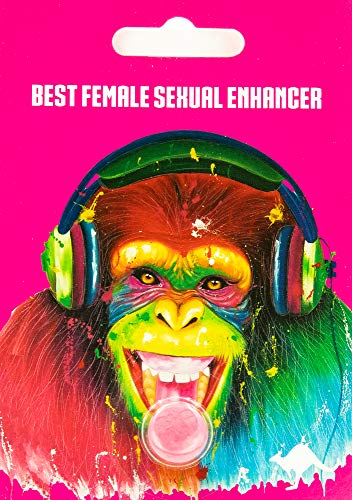Monkey Pink Female Sexual Enhancer Single Pack