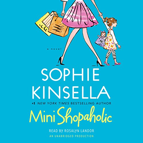 Mini Shopaholic     A Novel              By:                                                                                                                                 Sophie Kinsella                               Narrated by:                                                                                                                                 Rosalyn Landor                      Length: 13 hrs and 41 mins     679 ratings     Overall 4.0