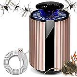 YONGYONGCHONG Lampe Moustique Tueur de Moustique Lampe électronique Insecticide Ultraviolet Light Wave Fly Tueur Anti Souris Accueil Cuisine Camping en Plein air Tapette à Mouches