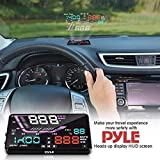 Best Heads Up Displays - Pyle PHUD15.5 Heads Up Display HUD Screen Review