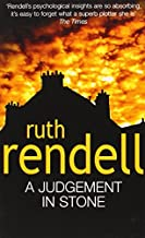 A Judgement in Stone by RUTH RENDELL(1905-06-16)