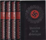 Histoire de la gestapo (complet en 4 volumes)