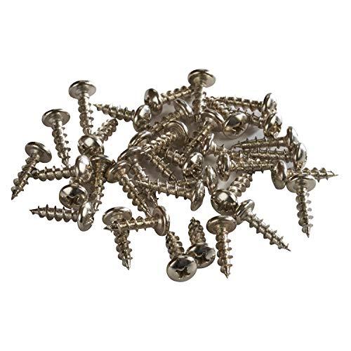 10 pan head screws - 9